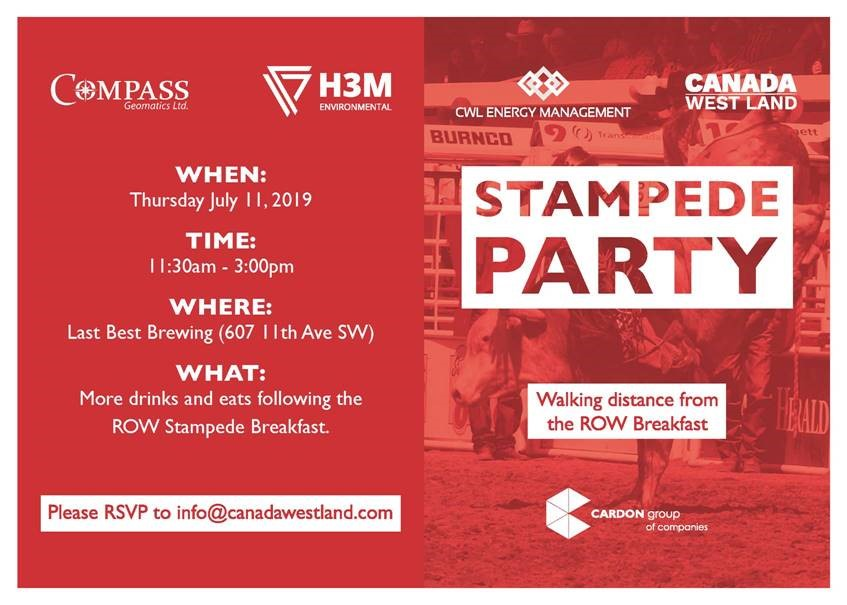 stampede party