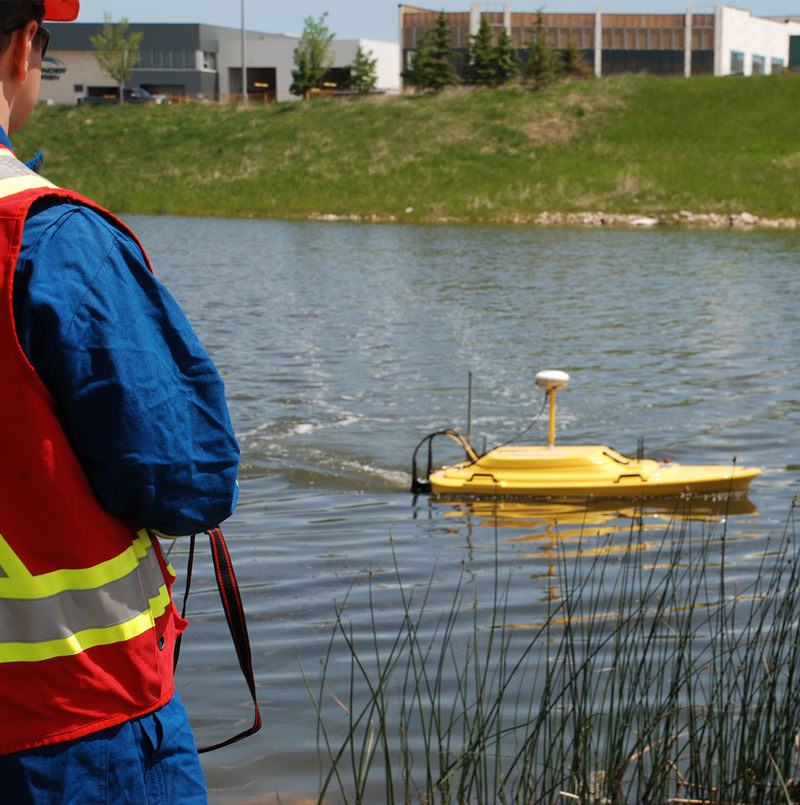 Hydrographic Surveying